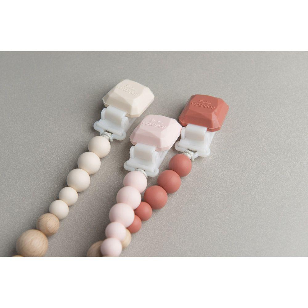 Colour Pop Κλιπ Πιπίλας - Pink Quartz