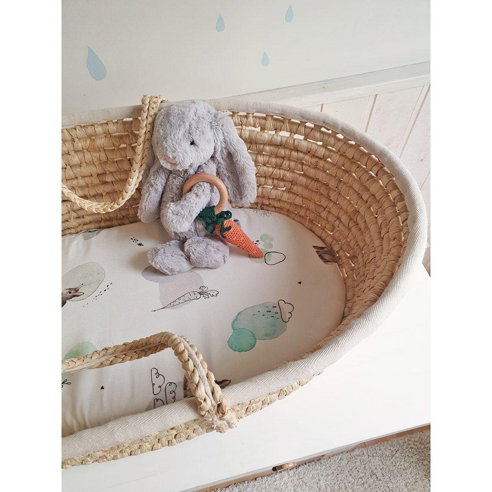 Layette Σεντόνι Κούνιας Bunny