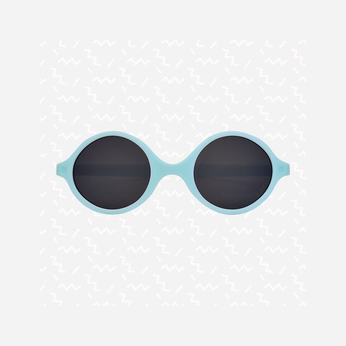 KiETLA Γυαλιά Ηλίου 0-1 ετών Diabola Sky Blue