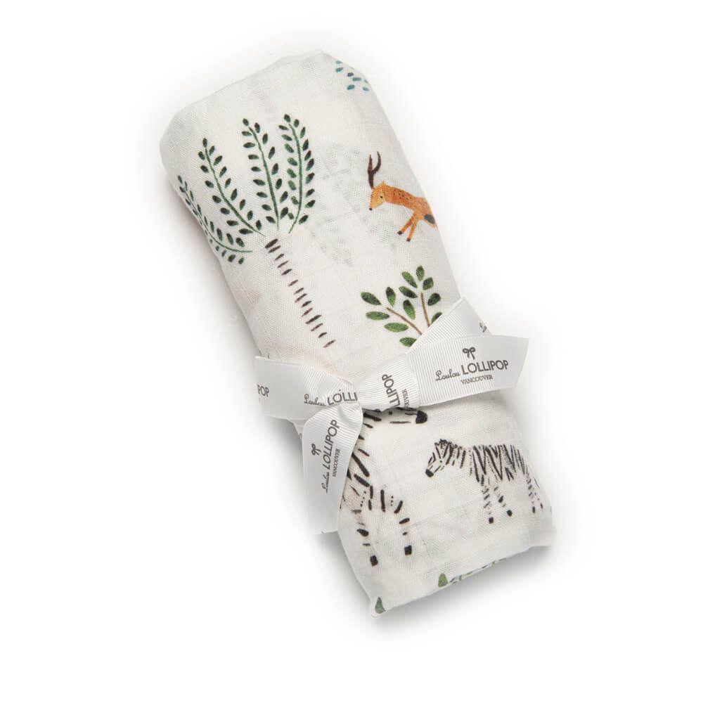 Μουσελίνα Αγκαλιάς - Φασκιώματος - Safari Jungle